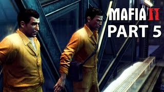Mafia 2 Walkthrough Gameplay Part 5 - JEWELLERY HEIST