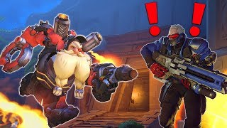 Torbjorn The Troll [Overwatch]