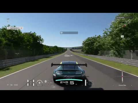 V12 vantage - Gran Turismo Sport Beta