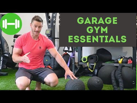 5 Pieces of Home Gym Equipment Everyone Should Have - My Garage Gym