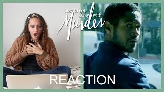 """How to Get Away With Murder """"Who's Dead?"""" 3x09 WINTER FINALE REACTION"""