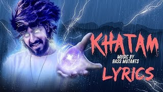 Emiway - Khatam LYRICS / Lyric Video
