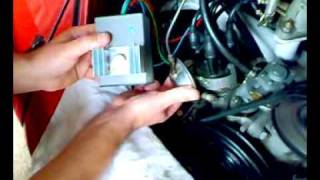 Tonella - módulo de ignição assistida - instalação e ajuste do ponto