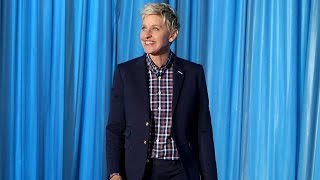Ellen Take the Wheel