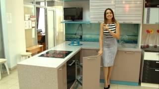 Охота на кухню! Яркий и современный кухонный гарнитур.(Салон