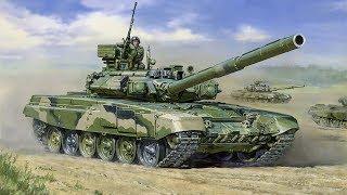 Американские,немецкие и российские танки в Сирии!