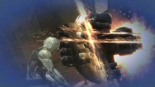 Metal Gear Rising - MG RAY 1st Boss Fight - Revengeance Difficulty - No Damage - S Rank