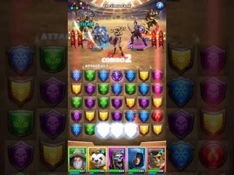 Avicious - Empires & Puzzles - Raids and Titan