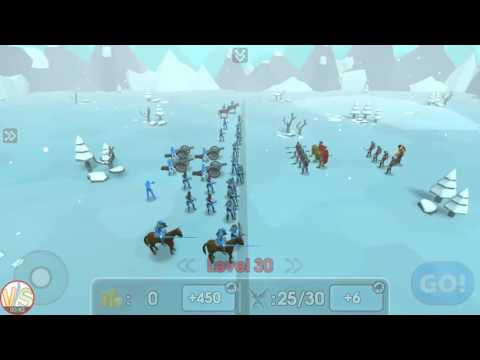 Epic Battle Simulator 2 Level 30 Walkthrough Gameplay