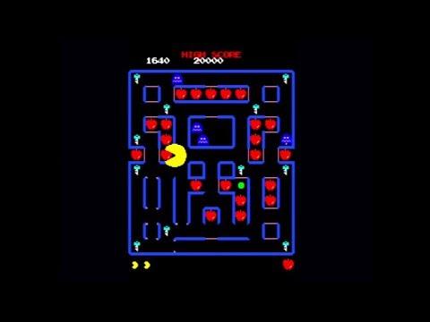 Namco Museum, Volume 2 - Super Pac-Man (1982) - Nostalgic Notions