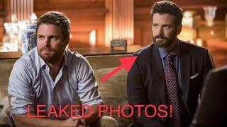 NEW Arrow 8x01 LEAKED Photos!