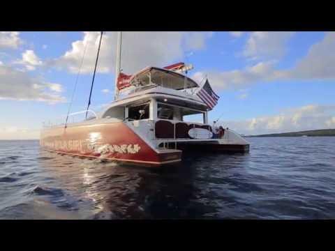 Hula Girl Sailing Charters - Maui Hawaii