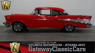 1957 Chevrolet Bel Air - Gateway Classic Cars of Atlanta #172