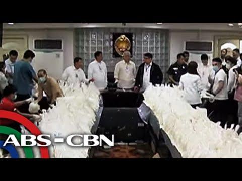 TV Patrol: Kargamentong may 600 kg shabu, sinisiyasat paanong lumusot sa Customs