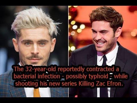 Zac Efron falls ill while filming reality show Killing Zac Efron
