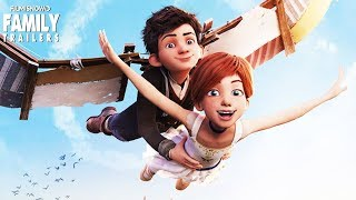 Leap! | go behind the scenes of the animated ballerina family movie