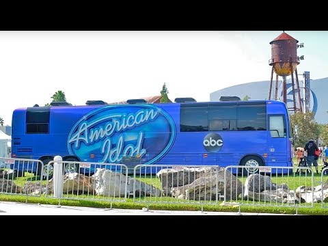 American Idol 2017 Auditions come to Walt Disney World, Disney Springs