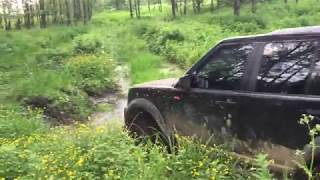 Land Rover Discovery 3 Off Road.