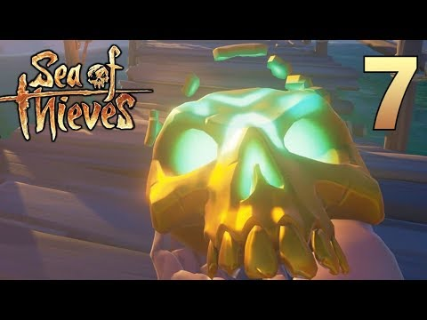 [7] Stealing A Mythical Bounty Skull!!! (Sea Of Thieves Gameplay PC)