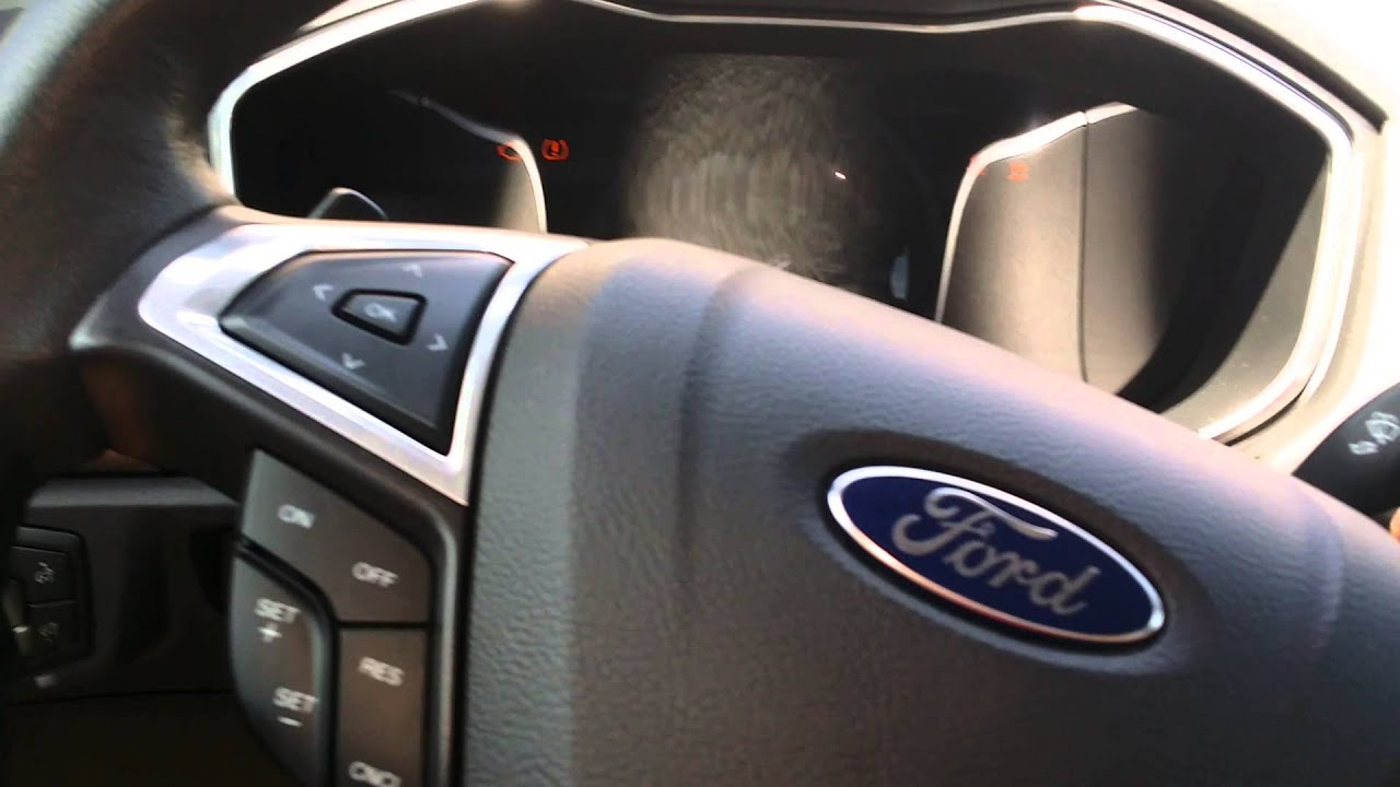 2014 Ford Fusion Push to Start not working