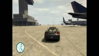 GTA 4 cool car mods