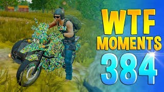 PUBG Daily Funny WTF Moments Highlights Ep 384