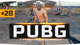 JOVE и BULLSEYE идут в ТОП-1 ● PLAYERUNKNOWN'S BATTLEGROUNDS #28
