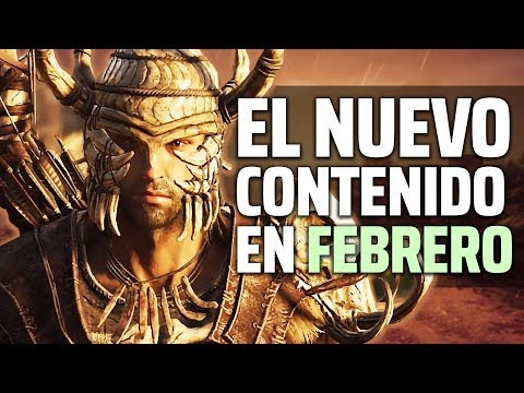 Assassin's Creed Odyssey | TODAS LAS NOVEDADES FEBRERO ¡NEW GAME PLUS, NIVEL 99, RANGOS MERCENARIOS! thumbnail