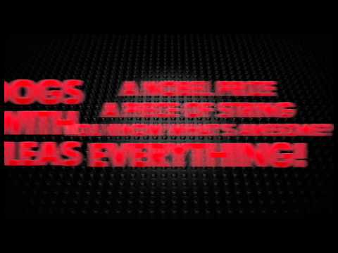 Lego The Movie - Everything Is Awesome - Lyrics Video