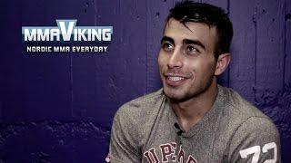 Makwan Amirkhani Pre UFC Berlin Interview
