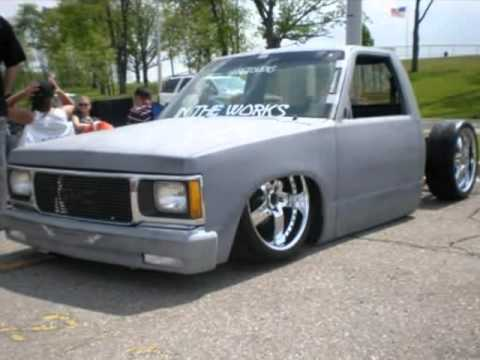 How To Body Drop A Truck Bed