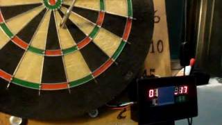 Electronic Bristle Dartboard - Globosports