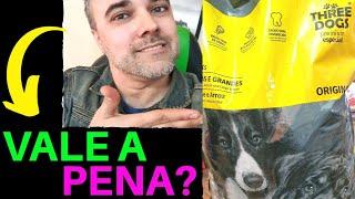 Ração THREE DOGS ORIGINAL➡️ vale a pena? | Ração Premium Especial