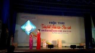 Hội thi Tiếng hát Giáo viên - Học sinh: Đơn vị trường THCS Phước Lộc (2013-2014) (1)