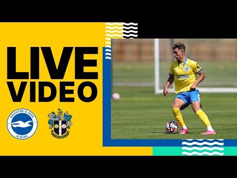 Brighton & Hove Albion MU23 v Sutton United LIVE!
