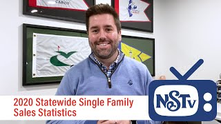 NSTV | 2020 Statewide Single Family Sales Statistics