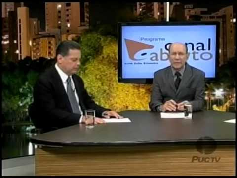 ▶ Programa Canal Aberto Entrevista governador Marconi Perillo  1 Parte 08 09 14