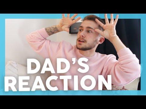 TRANSGENDER: MY DADS REACTION & ACCEPTANCE