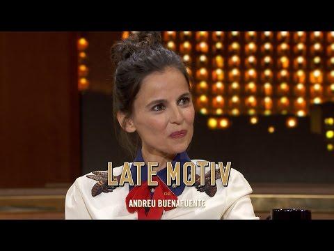 LATE MOTIV  Elena Anaya una actriz de las grandes  LateMotiv103