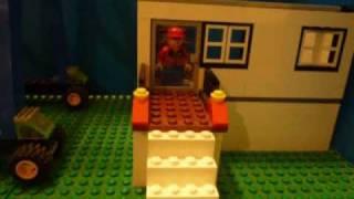 LEGO. Дом для кружечного коммивояжёра Часть 1