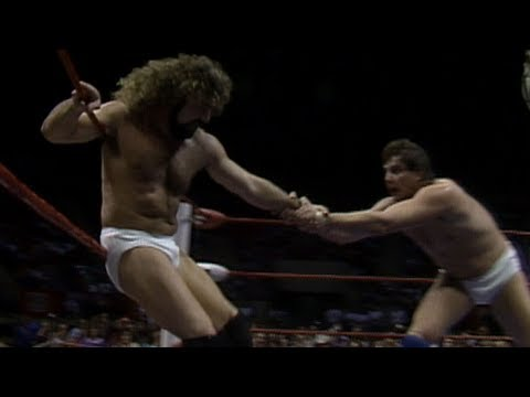 Chris Adams vs. Jimmy Garvin: WCCW, April 21, 1984 (WWE Network Exclusive)