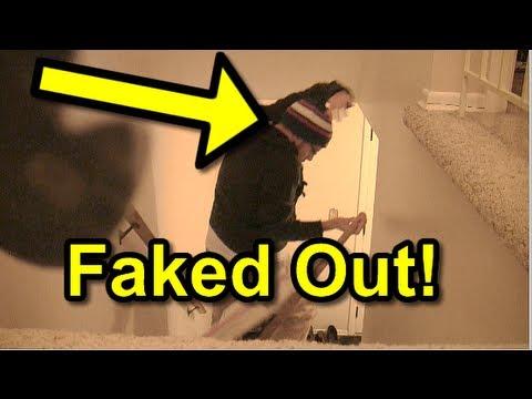 Funny Pranks : Funny Prank Fakeout