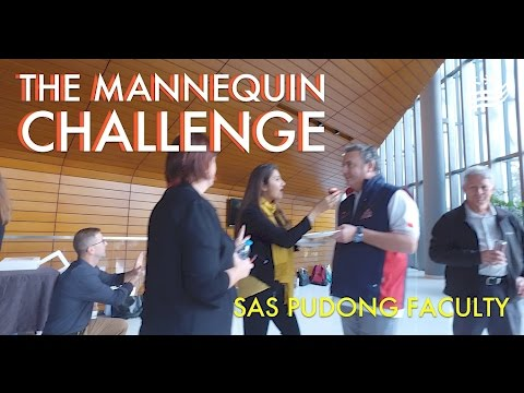 Mannequin Challenge - SAS Pudong Faculty