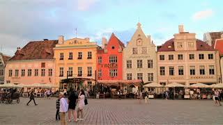 2017 エストニア旅行①《タリン・旧市街の散策 》