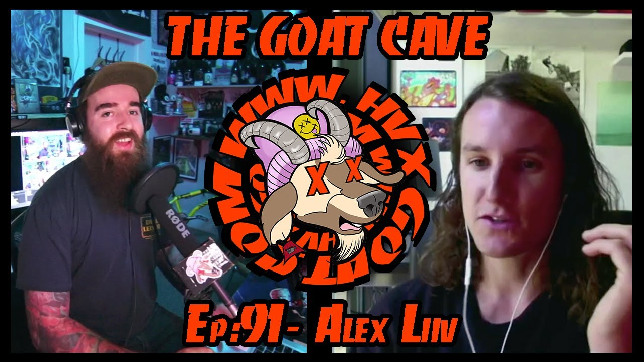 The Goat Cave Podcast (Ep:91-Alex Liiv, Dead Leisure)