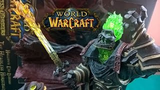World of Warcraft Headless Horseman Action Figure Premium S4 Unpacking Review WoW