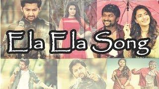 Ela Ela lyrical Video Song Krishnarjuna Yudham Songs Nani, Anupama, Hiphop Tamizha