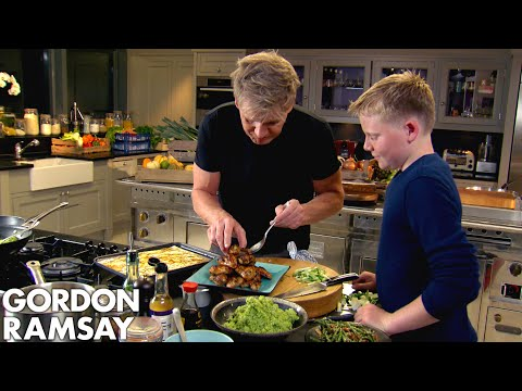 Gordon Ramsay's Simple At Home Recipes | Gordon Ramsay | Part One