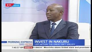 Governor Lee Kinyanjui on what he's doing differently in Nakuru county
