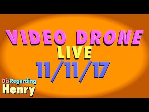 Video Drone 11/11/17